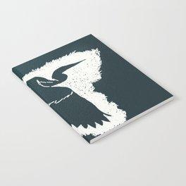 Blue Heron Notebook