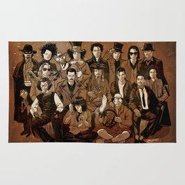 Depp Perception Rug