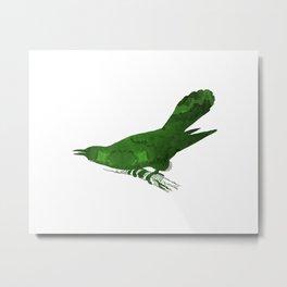 Cuckoo Metal Print