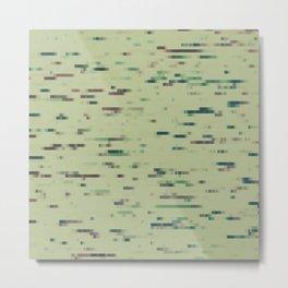 Pixelmania XI (color version) Metal Print