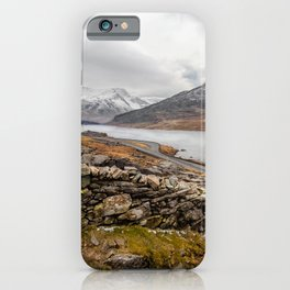 Ogwen Valley iPhone Case