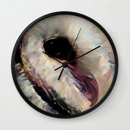 Spiritual Wall Clock