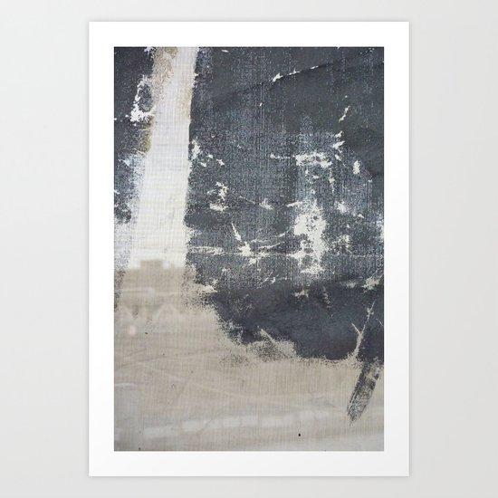 Brooklyn Bridge Abstraction IV Art Print