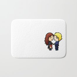 Nina x Matthias - Six of Crows / Crooked Kingdom (B) Bath Mat