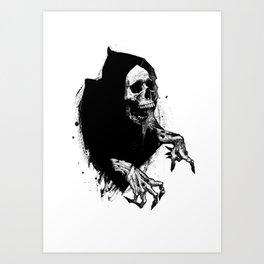 ol'reaper Art Print