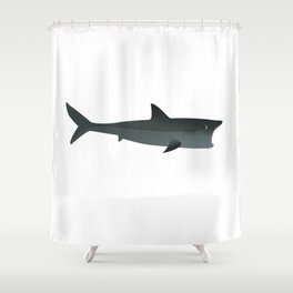 Say Argh 2 Shower Curtain