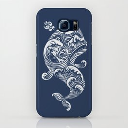 The White Whale  iPhone Case