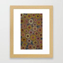"""African Sunshine"" by ICA PAVON Framed Art Print"