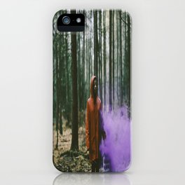 No Wrong Turnings iPhone Case