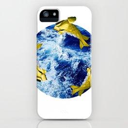 Freddi Goldfinger iPhone Case