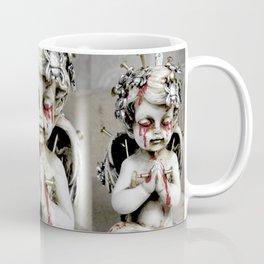 Massacred Angel: mixing Heaven with Hell. Coffee Mug