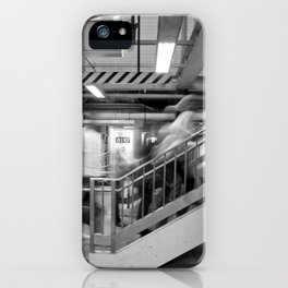 Rush Hour iPhone Case