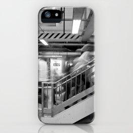 Rush Hour iPhone Case