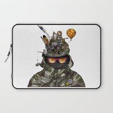 Snazzy Cap. Laptop Sleeve