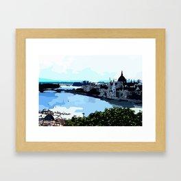 Budapest  Hungary Framed Art Print