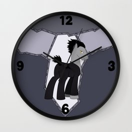 ROTG Pony Pitch Wall Clock