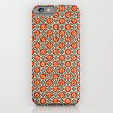 Persian Seal iPhone 6s Slim Case