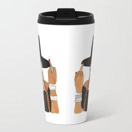 Queen Bey Formation Lemonade Travel Mug