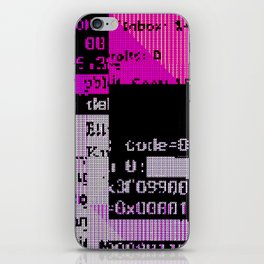 Hacker V.03 iPhone Skin
