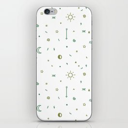 Symbology iPhone Skin