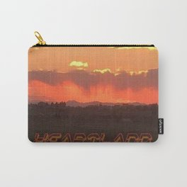 Heartland Sunset Carry-All Pouch