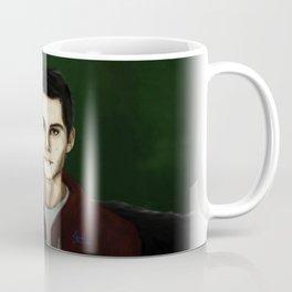 Little Red and Big Bad Coffee Mug