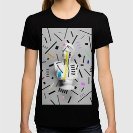 The Geometry of the Viewer (Confetti Edition) T-shirt