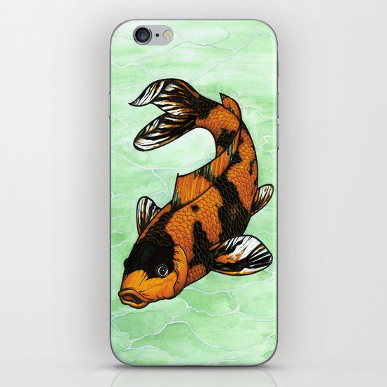 Koi Carp iPhone & iPod Skin