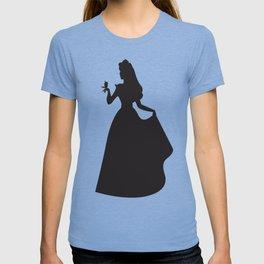 Aurora silhouette T-shirt