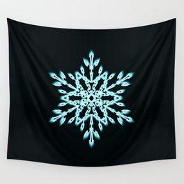 Snowflake Wall Tapestry