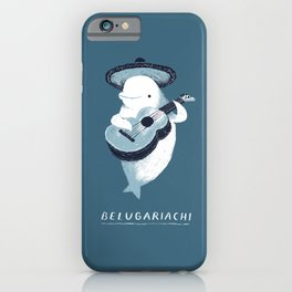 belugariachi iPhone Case