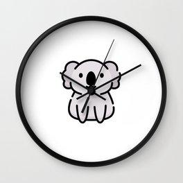 Just a Cute Koala Wall Clock