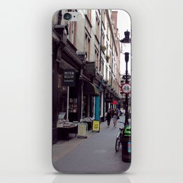 Diagon Alley (Cecil Court) iPhone Skin