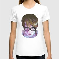 sarah paulson T-shirts featuring Sarah by Marc Scheff