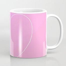 BTS Heart Coffee Mug
