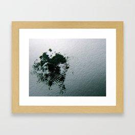 Ink Print Framed Art Print