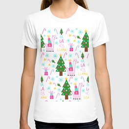 Fa La La Llama T-shirt