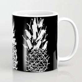 Bold pineapples Coffee Mug