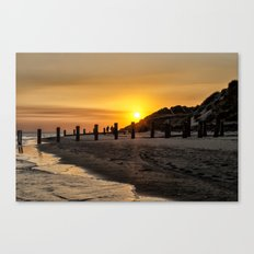Crow Point Canvas Print