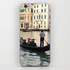 Patricians on water iPhone & iPod Skin