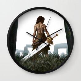 Ex Post Mythos Wall Clock