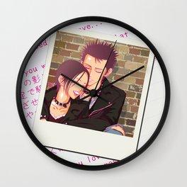 Nana & Ren Wall Clock