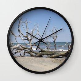 Drifwood Wall Clock