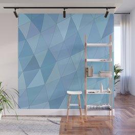 Blue Sails Wall Mural