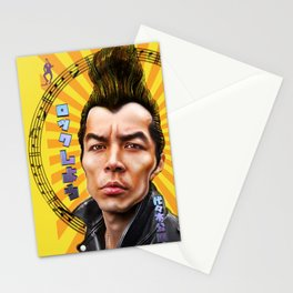 Let's Rock! @ Yoyogi Koen Stationery Cards