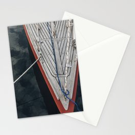 Boat in Still Waters No. 1 Stationery Cards