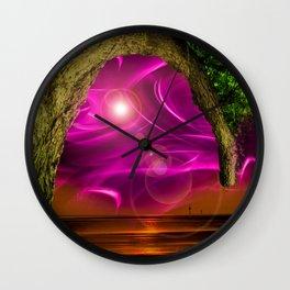 Sunset -Sunrice Wall Clock