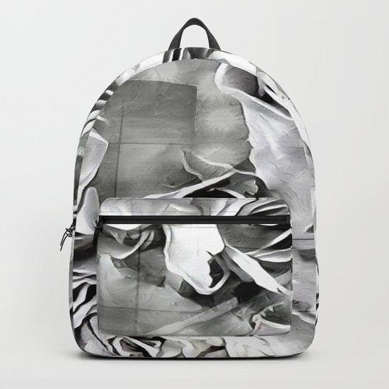 Paper Heart Roses Backpack