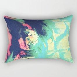 The Passionate Immigrant Rectangular Pillow