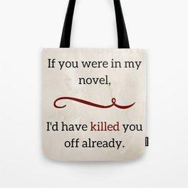 My Novel Tote Bag
